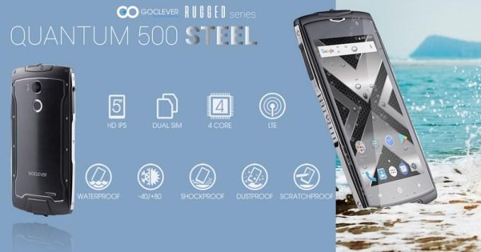 Funkcje Goclever Quantum 500 Steel