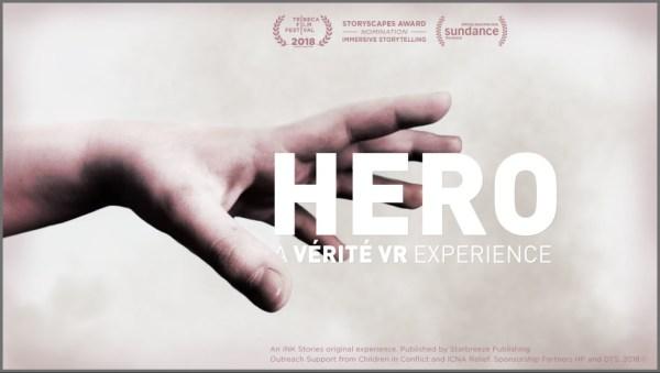 """Hero"" interaktywny syryjski horror VR z historią w tle"