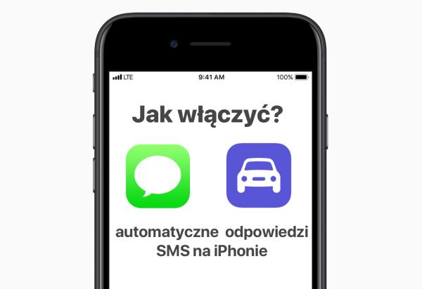Jak włączyć i ustawić autoodpowiedź SMS na iPhone'ie?