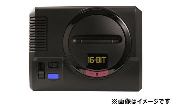 Sega Japan wyda konsolę mini Genesis jeszcze w tym roku