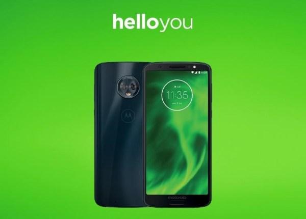 Motorola zapowiedziała moto g6 – zobacz co nowego?