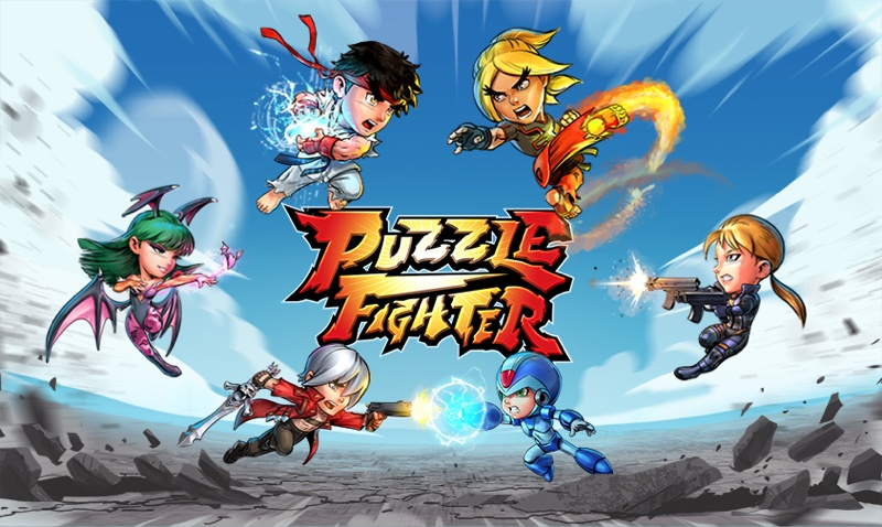 Puzzle Fighter (Capcom) dostępne do 31 lipca 2018 r.