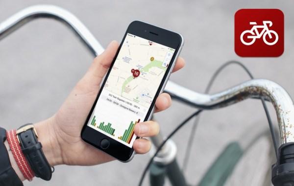 """""""Rower Miejski!"""" pozwala szybko znaleźć rower do wypożyczenia"""