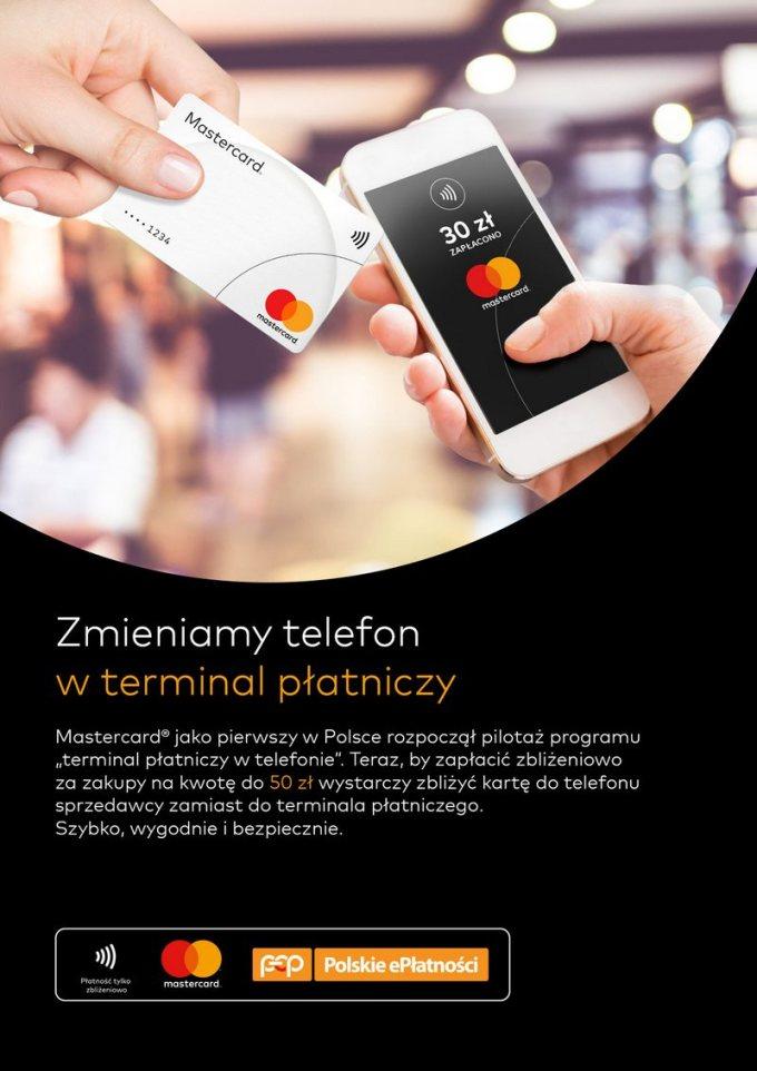 Testowe wdrożenie SoftPOS w Polsce