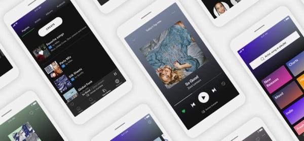 Spotify przedstawia całkowicie nową darmową wersję serwisu