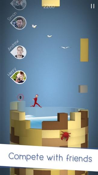 Tetrun - screen gry