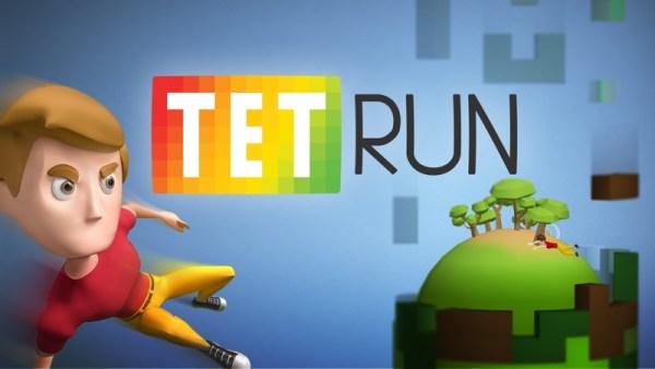"""Poznajcie """"Tetrun"""" niezwykłe połączenie, parkouru, tetrisa i runnera"""