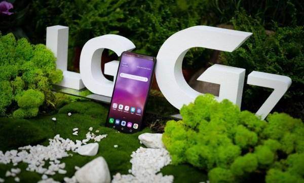 LG G7 ThinQ ze sztuczną inteligencją wchodzi do Polski