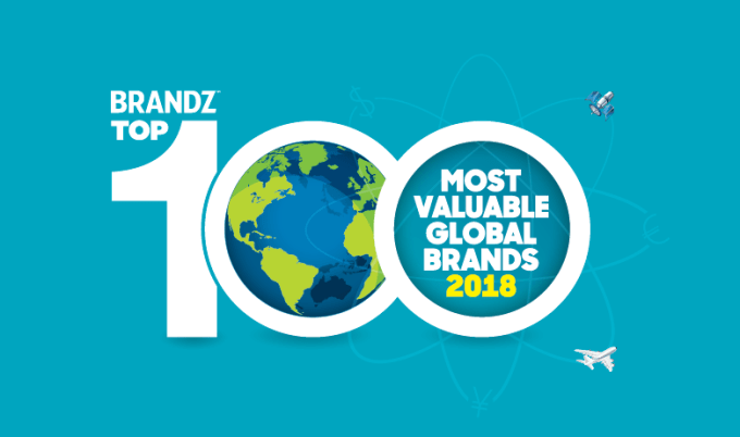 BrandZ TOP 100 - Most Valuable Global Brands 2018
