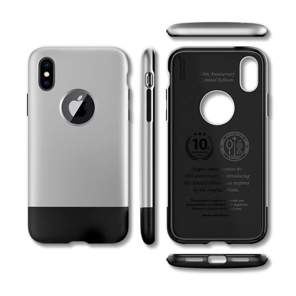 Etui zamieniające iPhone'a X w iPhone'a 3G