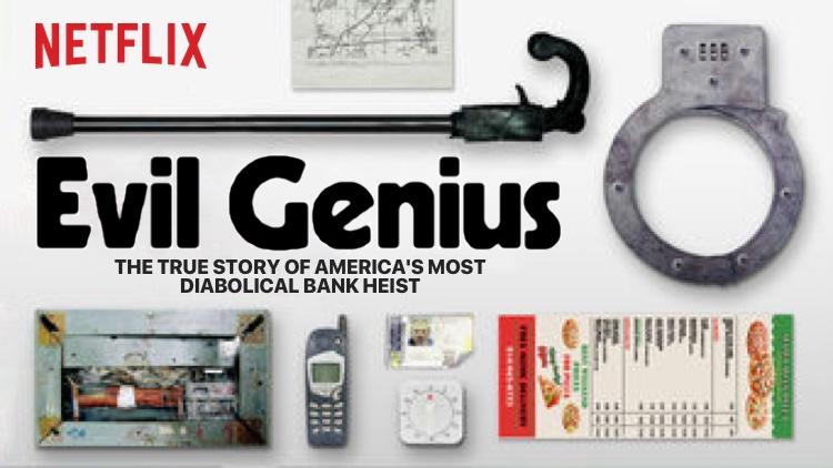 """""""Evil Genius"""" oryginalny serial dokumentalny (Netflix)"""