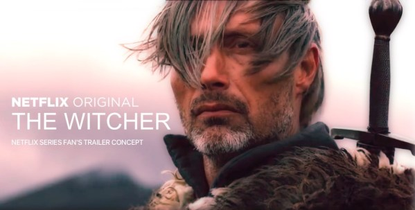 """Zobacz fanowską wersję zwiastuna serialu """"The Witcher"""""""
