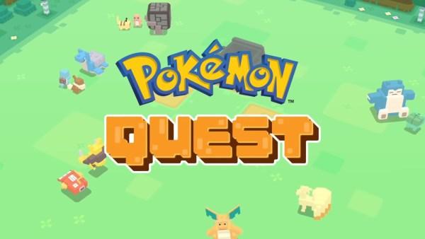 """Gra """"Pokémon Quest"""" jest już dostępna na iOS-a i Androida"""