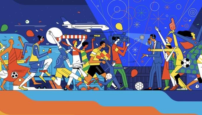 FIFA World Cup 2018 w sklepie App Store
