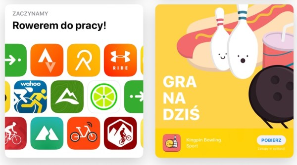 Coraz więcej polskich tłumaczeń w sklepie App Store