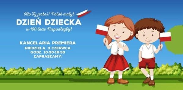 Z okazji Dnia Dziecka e-niespodzianki od ministerstwa (piknik)