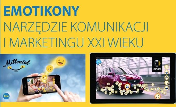 Emotikony narzędziem komunikacji marketingowej XXI wieku (fot. TVN Media)
