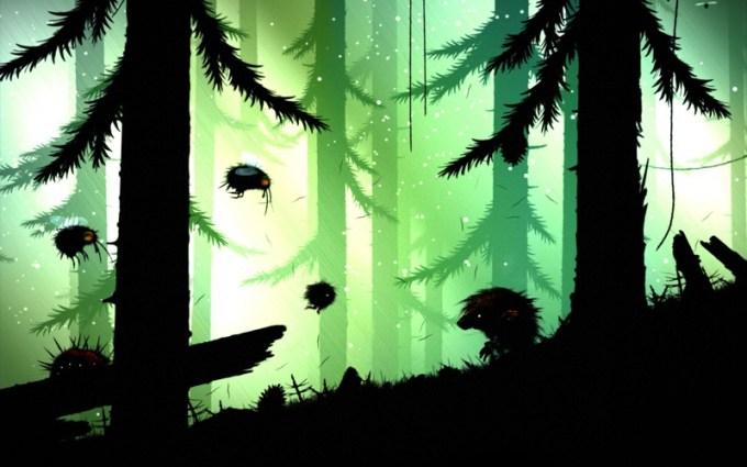 """Zrzut ekranu z gry """"Feist"""""""