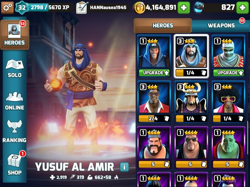 Screen z gry Mayhem Combat