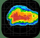 MyRadar Weather Radar (ikona aplikacji)