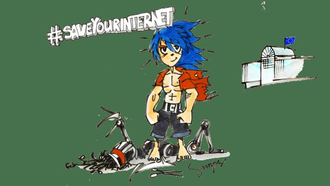 #SaveYourInternet #StopACTA2