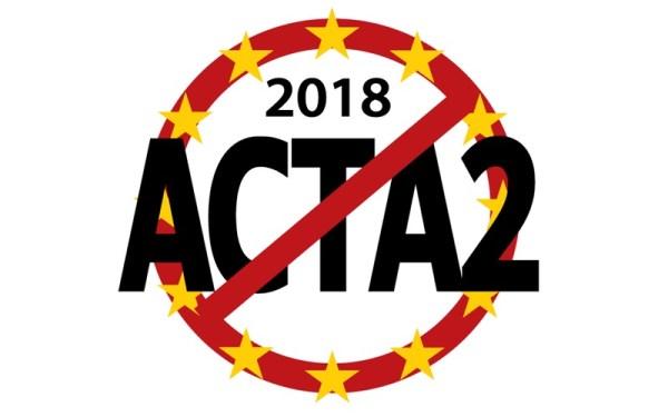 """#StopACTA2 – Polacy protestują przeciwko """"cenzurze internetu"""""""