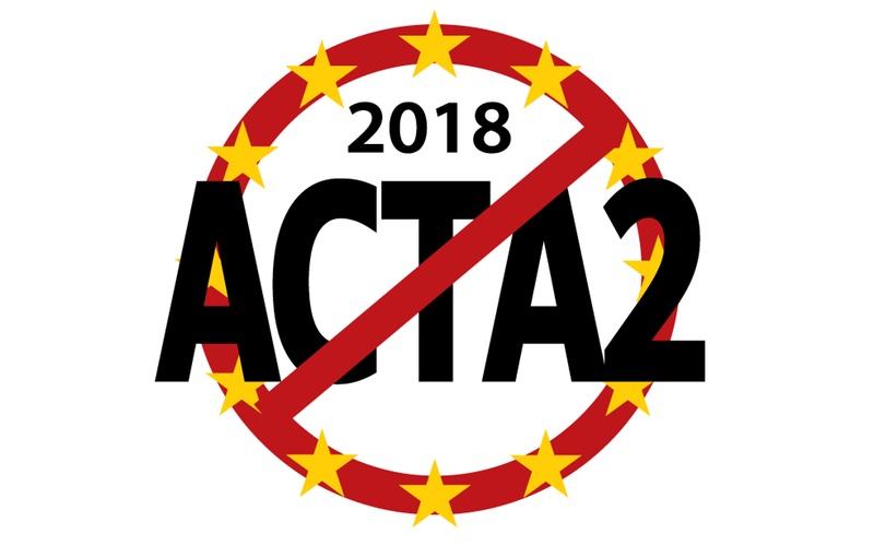 Stop ACTA 2
