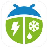 WeatherBug - Radar, Forecast (ikona)