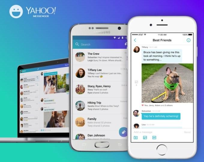Yahoo Messenger (1998-2018)