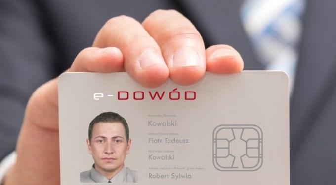 E-dowód osobisty w Polsce od marca 2019 r.