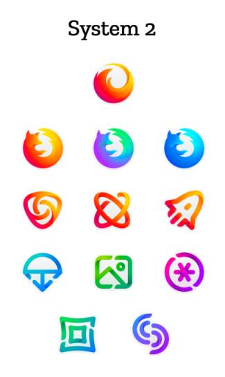 System 2 logo Firefox