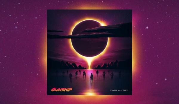 "Album ""Dark All Day"" od GUNSHIP z nostalgii do cyberpunku lat 80."