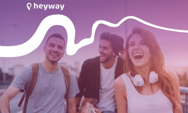 """""""Heyway"""" to ambitna, polska aplikacja do nawiązywania znajomości"""