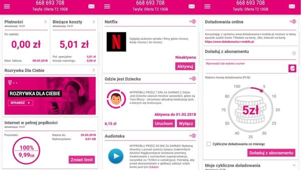 """Możesz przetestować już nową aplikację """"Mój T-Mobile"""" w wersji beta"""