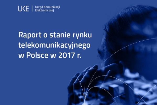 [Raport UKE] W 2017 roku Polacy wysłali prawie 50 miliardów SMS-ów