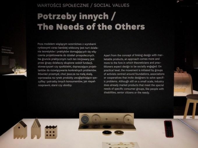Wystawa Polski Dizajn po roku 1989