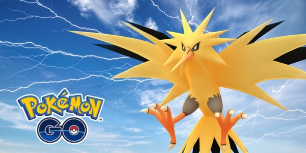 "Odblokuj ""Zapdos Day"" podczas Global Challenge profesora Willow!"