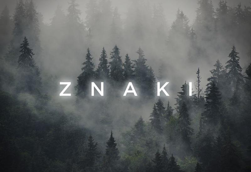 """Serial """"Znaki"""" na AXN Polska"""