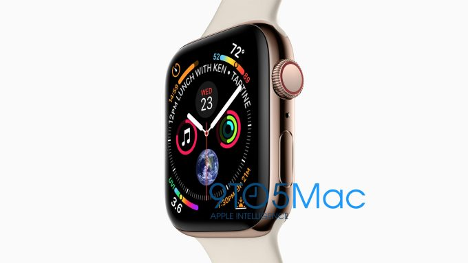 Apple Watch Series 4 (nie makieta!)