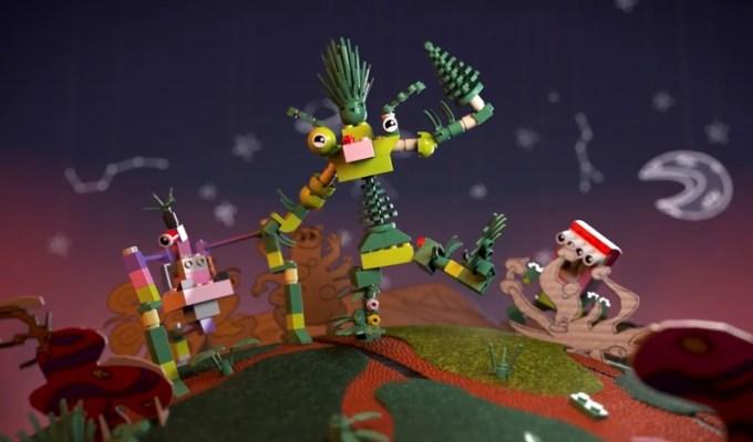 LEGo wykonane z bioplatiku pozyskiwanego z trzciny cukrowej