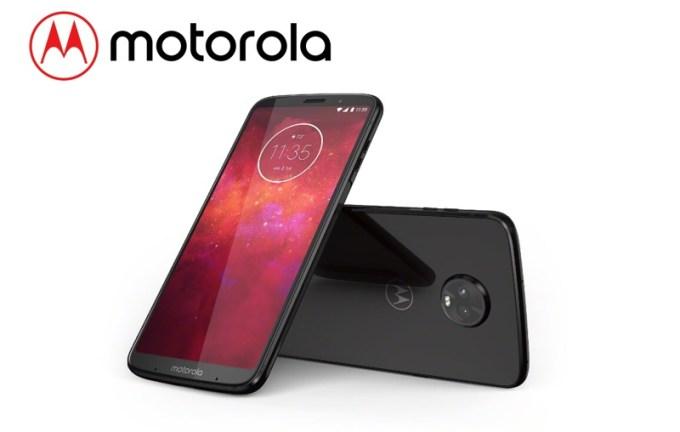 Moto z3 play - Motorola (smartfon)