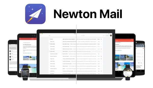 Newton Mail przestanie działać we wrześniu