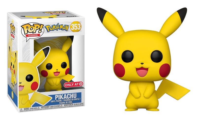 Figurka Pikachu Funko POP! Pokemon
