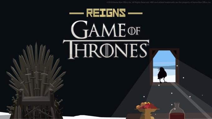 Reigns: Game of Thrones - gra mobilna
