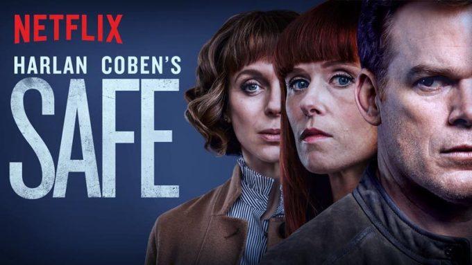 """Serial """"Safe"""" (Netflix) na podstawie powieści Harlana Cobena"""