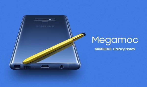 Nowy Galaxy Note9 – zobacz oficjalną specyfikację, opis i zdjęcia
