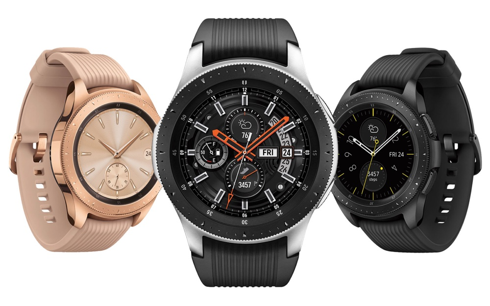 Samsung galaxy Watch (smartwatch 2018)
