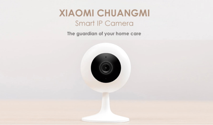 Xiaomi Chuangmi Smart IP Camera 720p