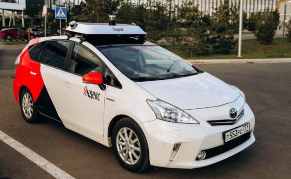Yandex Taxi – pierwsza w Europie usługa przewozów bez kierowcy