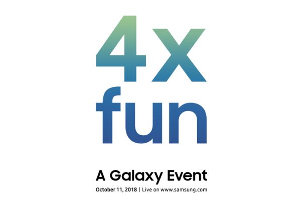 """Samsung zapowiada wydarzenie """"4x fun"""" Galaxy na 11 października"""